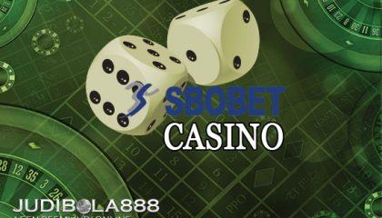 Sbobet Casino Online Dengan Promo Cashback 15% Menanti Anda